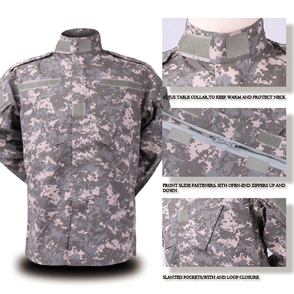ACU Military Combat Uniform Russia Army Philippines Camouflage