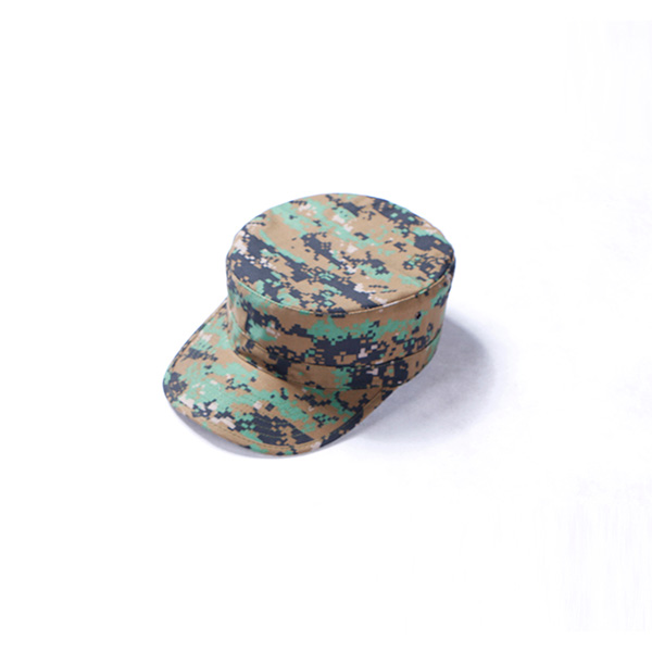 Digital Woodland Army Tactical Cap Flexfit 8cm Cap Tube Multicam Military Style