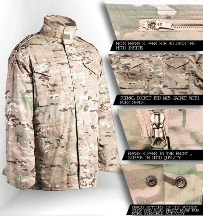 Outdoor M65 Military Tactical Jackets M65 Field Winter