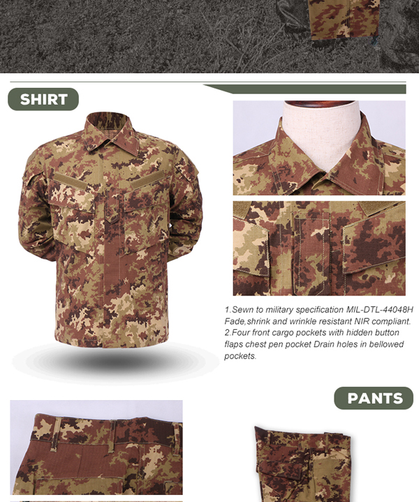Digital Woodland Yellow Syria Camouflage Fabric Russia Army Philippines Uniform Military