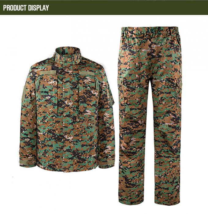 Fashion Military Combat Clothing Waterproof Outdoor Sport Tactical Army Suites
