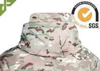 Multicam Tactical Coats And Jackets For Security Guard / Police / Law Enforcement
