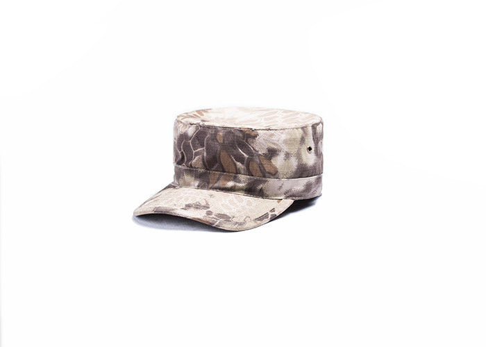 Fashion Customized Military Tactical Hats , Highlander Military Camo Bucket Hat