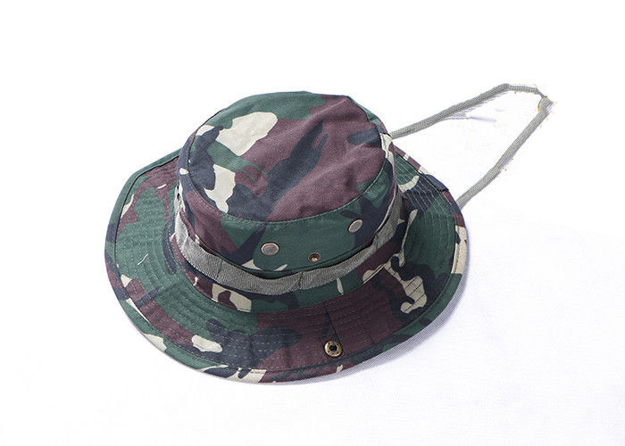 Outdoor Boonie Army Tactical Cap Philippine Army Camo Mesh For Hunting
