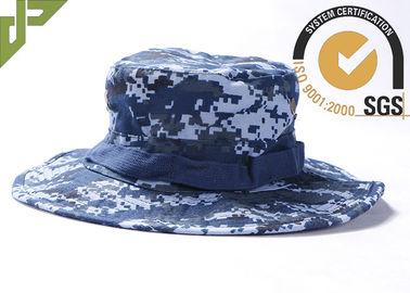 China Army Tactical Cap Boonie Dark Digital Ocean A Form Of Wide-Brim factory