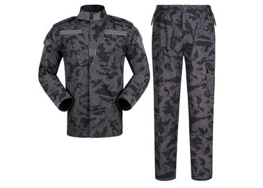 China Night Camo Military Camouflage Combat Chinese Dress Army Uniform distributor