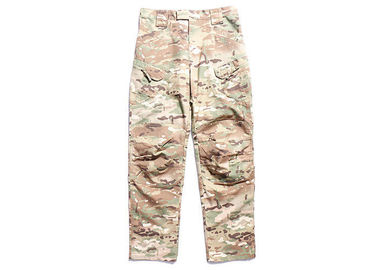 China Multi Color Tactical Cargo Military Pants , All Weather Army Tactical Pants For Men factory
