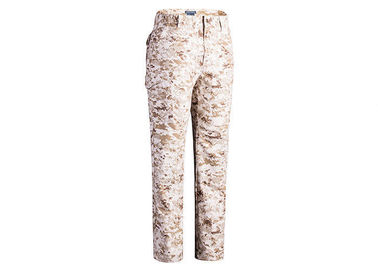 China Outdoor Working Tactical Combat Pants Relaxed Fit For Autumn / Winter OEM Service distributor