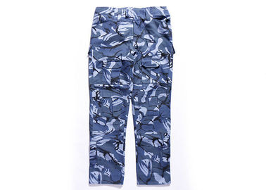 China Ocean Military Style Cargo Pants ,Us Track Cargo Camouflage Men Army Pants factory