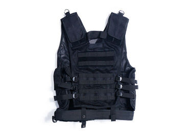 China Lightweight Load Bearing Military Tactical Vest , Molle Tactical Plate Carrier Vest distributor