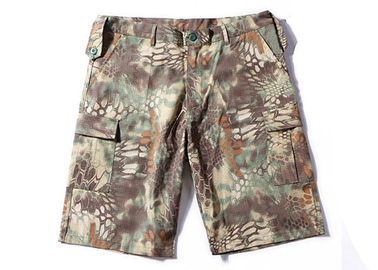 China Waterproof Tactical Cargo Shorts Mandrake Lightweight Slim Fit Breathable Material distributor