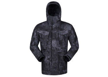 China 2019 Windproof OEM Military Supplies Black Python Tactical Jacket Wholesale Camo Jackets distributor