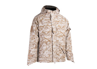 China Men's Military Tactical Softshell Camouflage Jacket factory